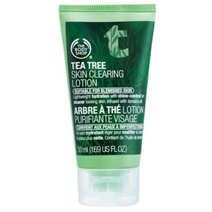 The Body Shop Teafaolajos Lotion