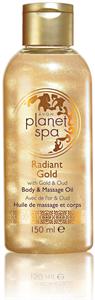 Avon Planet Spa Radiant Gold Test- és Masszázsolaj