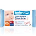 Babylove Ultra Sensitive Nedves Popsitörlő