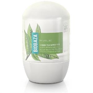 Biobaza Green Tea Sensation Női Deo Roll-On