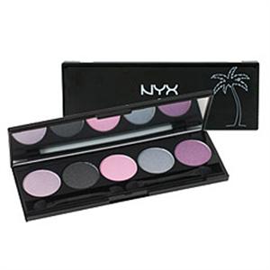 Nyx Caribbean Collection Szemhéjpúder Paletta