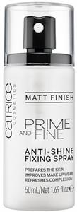Catrice Prime And Fine Mattító Fixáló Spray