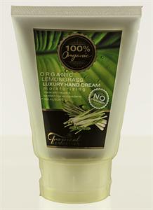 Tropical Cosmetics Citromfű Luxury Kézkrém