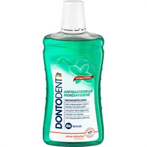 Dontodent Antibakteriális Szájvíz