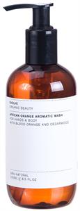 Evolve Organic Beauty Afrikai Narancs– Folyékony Szappan és Tusfürdő