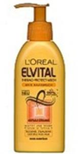 L'Oreal  Hajvédő Tej Hajszárításhoz