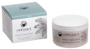Odylique Organikus Kókuszos-Cukros Testradír