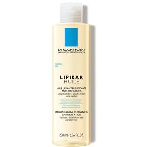 La Roche-Posay Lipikar Olaj Fürdéshez és Zuhanyozáshoz