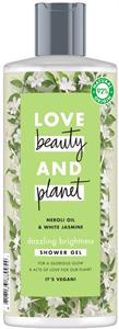 Love Beauty & Planet Neroli Olaj és Fehér Jázmin Tusfürdő