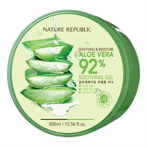 Nature Republic Soothing & Moisture Aloe Vera 92% Shooting Gel