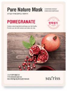Secriss Pure Nature Pomegranate Mask