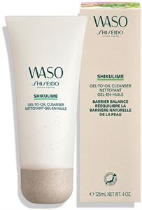 Shiseido Waso Shikulime Gel-To-Oil Cleanser