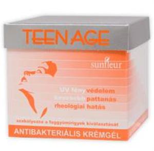 Sunfleur Teenage Antibakteriális Krémgél