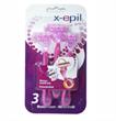 X-Epil 3 Eldobható Női Borotva