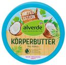 Alverde Körperbutter Bio-Kokos