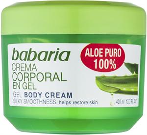 Babaria Aloe Gel Body Cream