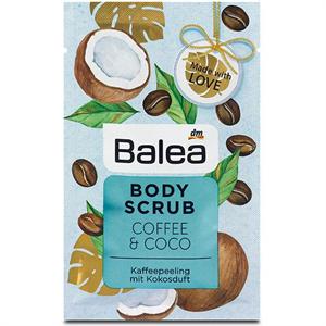 Balea Coffee & Coco Testradír