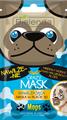Bielenda Crazy Mask Hidratáló Hatású Fátyolmaszk (Mopsz)