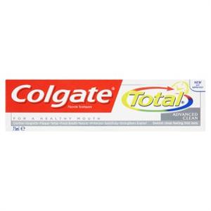 Colgate Total Advanced Clean Fogkrém
