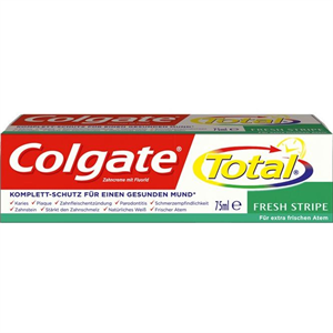 Colgate Total Fresh Stripe Fogkrém