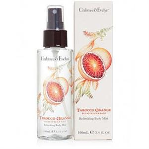 Crabtree&Evelyn Tarocco Orange Refreshing Body Mist