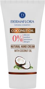 Dermaflora 0% Kézkrém Coconut Oil