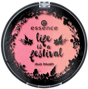 Essence Life Is A Festival Duo Pirosító