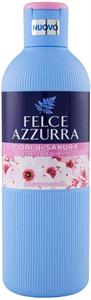 Felce Azzurra Fiori Di Sakura