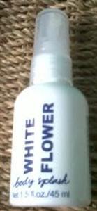 H&M White Flower Body Splash Testpermet