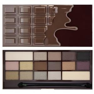 I Heart Makeup Death By Chocolate Szemhéjpúder Paletta