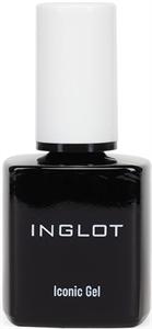 Inglot Iconic Gel Fényes Fedőlakk