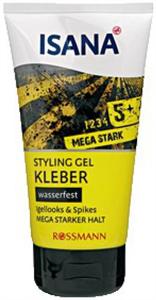 Isana Hair Styling Gel Kleber