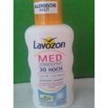 Lavozon Med Sonnenspray 30
