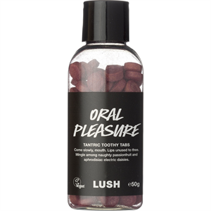 Lush Oral Pleasure Fogtabletta