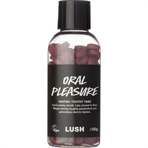 Lush Oral Pleasure Fogtabletta