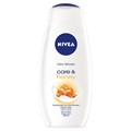 Nivea Care&Honey Krémtusfürdő