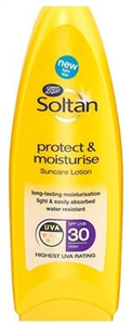 Soltan Protect & Moisturise Suncare Lotion