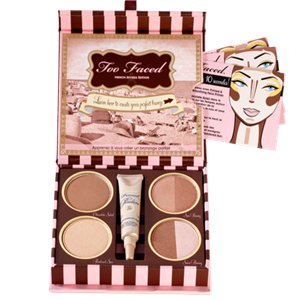 Too Faced The Bronzed & The Beautiful Palette