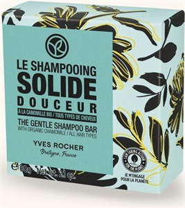 Yves Rocher Le Shampooing Solide Douceur Szilárd Sampon