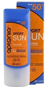 Aptonia Sport Sun Napvédő Krém SPF50+