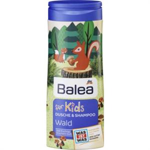 Balea Kids Tusfürdő és Sampon Wald