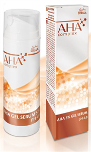 Lady Stella AHA Complex AHA Gélszérum 5%