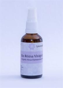 Levendárium Bio Rózsa Virágvíz Arc- és Testpermet