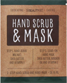 The Beauty Dept Hand Scrub & Mask