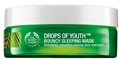 The Body Shop Drops of Youth Éjszakai Bőrfeszesítő Arcmaszk