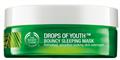 The Body Shop Drops of Youth Éjszakai Bőrfeszesítő Arcmaszk