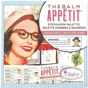 the Balm Appétit® Eyeshadow Palette