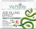 Vis Plantis Age Killing Effect Éjszakai Ránctalanító Krém Kígyóméreg Kivonattal
