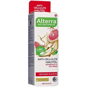 Alterra Anti-Cellulit Bőrápoló Olaj