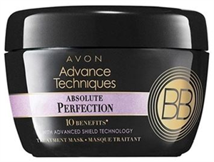 Avon Advance Techniques BB Absolute Perfection Intenzív Hajpakolás